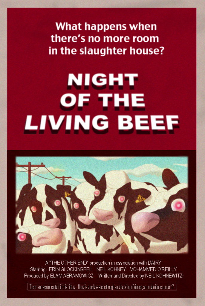 Night of the Living Beef