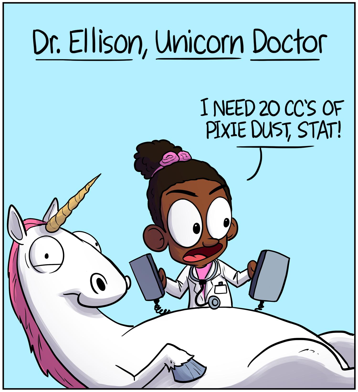Dr Ellison PATREON