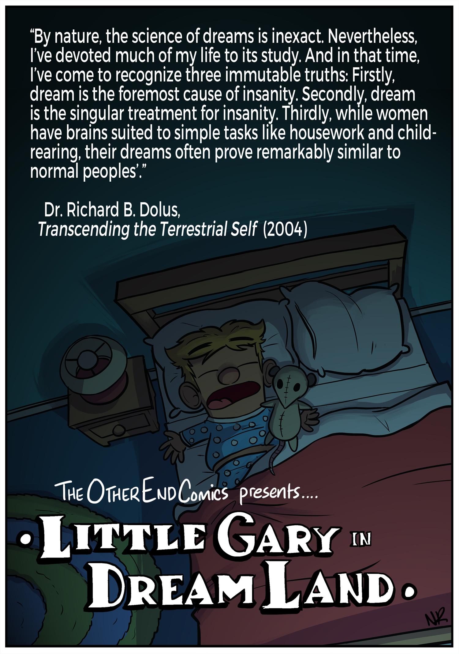 4-10 Little Gary in Dream Land Pt1