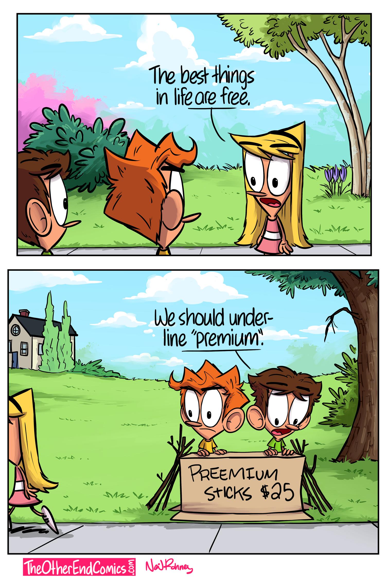 4-2 Premium Comic
