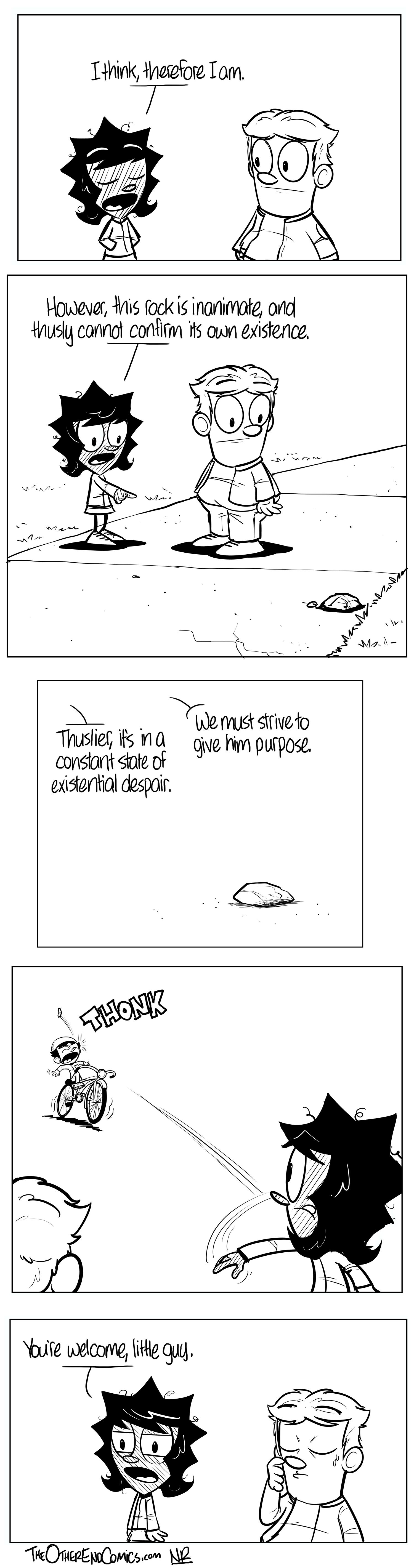 3-9 Existential Rock