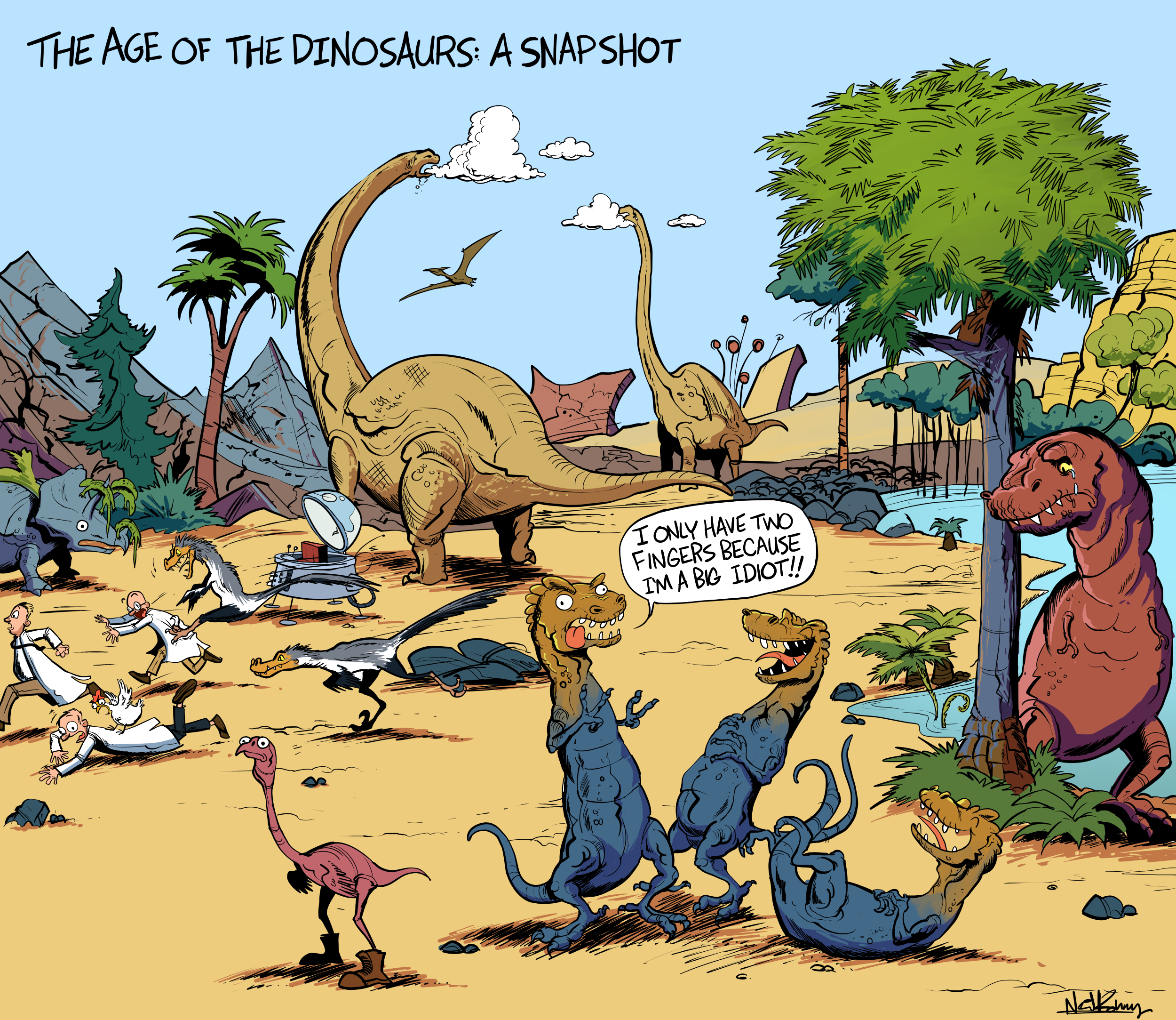 8-6 Age of Dinosaurs site